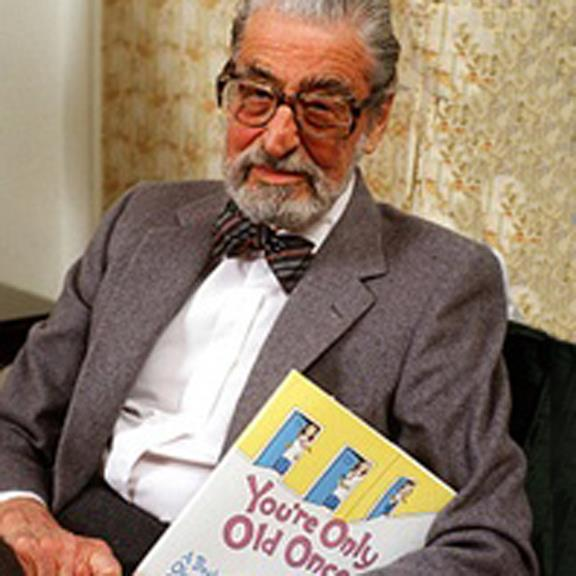 Dr Seuss Who Is He: User Blog:Rickdrumz/Dr. Seuss Based You're Only Old Once