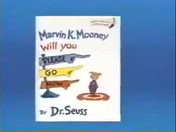 Marvin K Mooney will you Please Go Now (book)