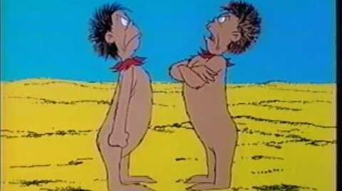 Dr. Seuss The Zax