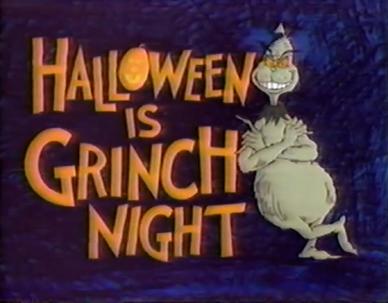 Grinch night