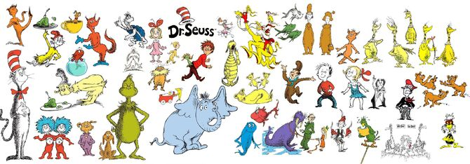 the artistic side of dr seuss who wrote the cat in the hat The cat in the hat by dr seuss, random house summary there were two kids, sally and sam, whose mother was out they were having a very dreary day, and then were .