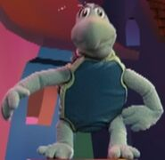 Muppet Yertle