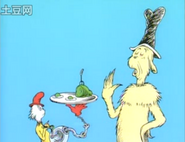 I do not like green eggs and ham2