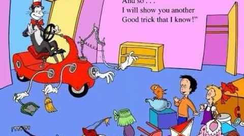 Dr seuss the cat in the hat part 4