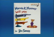 Marvin K. Mooney Will You Please Go Now! (1)