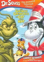 DVD the grinch grinches
