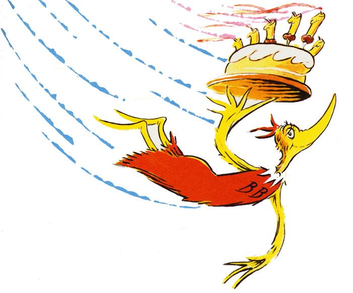 The Birthday Bird Dr Seuss Wiki Fandom Powered By Wikia