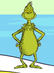 The Happy Grinch