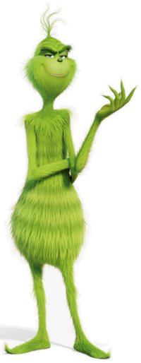 The Grinch (2018) 2