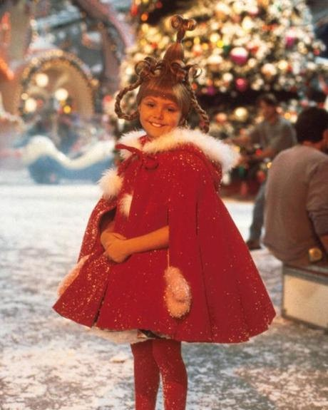 How The Grinch Stole Christmas Movie Characters.Cindy Lou Who Live Action Dr Seuss Wiki Fandom