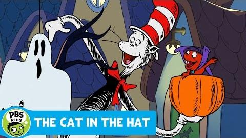 The Cat In The Hat Knows Alot About Christmas Youtube