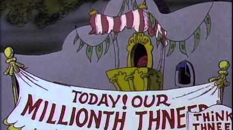 Dr. Seuss - The Lorax (1972)