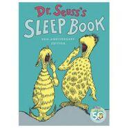 Dr seuss sleep book 60th anniversary edition