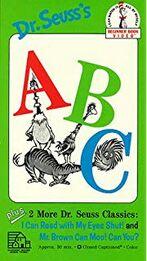 5eb25db3927 Dr. Seuss's ABC | Dr. Seuss Wiki | FANDOM powered by Wikia
