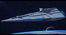 Rendili stardrive liberty class star defender by shoguneagle-db1ouwo