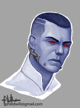Grand admiral thrawn by philldwill-d6ft4al