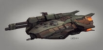 Klingon tank 6 by shimmering sword-d7v1s1l