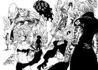Clan des Démons Manga Infobox