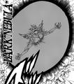 Démon Gris utilisant Dark Nebula