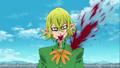King qui bat Helbram anime