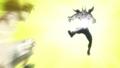Meliodas qui vainc Hendricksen avec Contre Vengeur anime