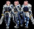 Gilthunder anime character designs 2