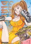 Diane Manga Infobox