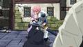 Gilthunder reunited with Margaret anime