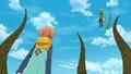 Helbram vs King anime