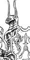 Chevalier Sacré Silver Infobox manga