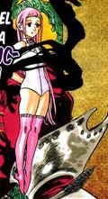 Merascylla Manga Infobox