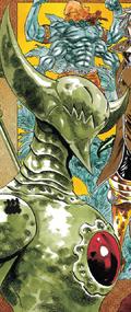 Garan Manga Infobox