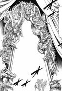 Porte du Monde Céleste manga