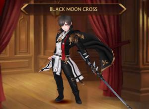 Teo - Black Moon Cross