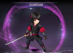 Evan - Guardian