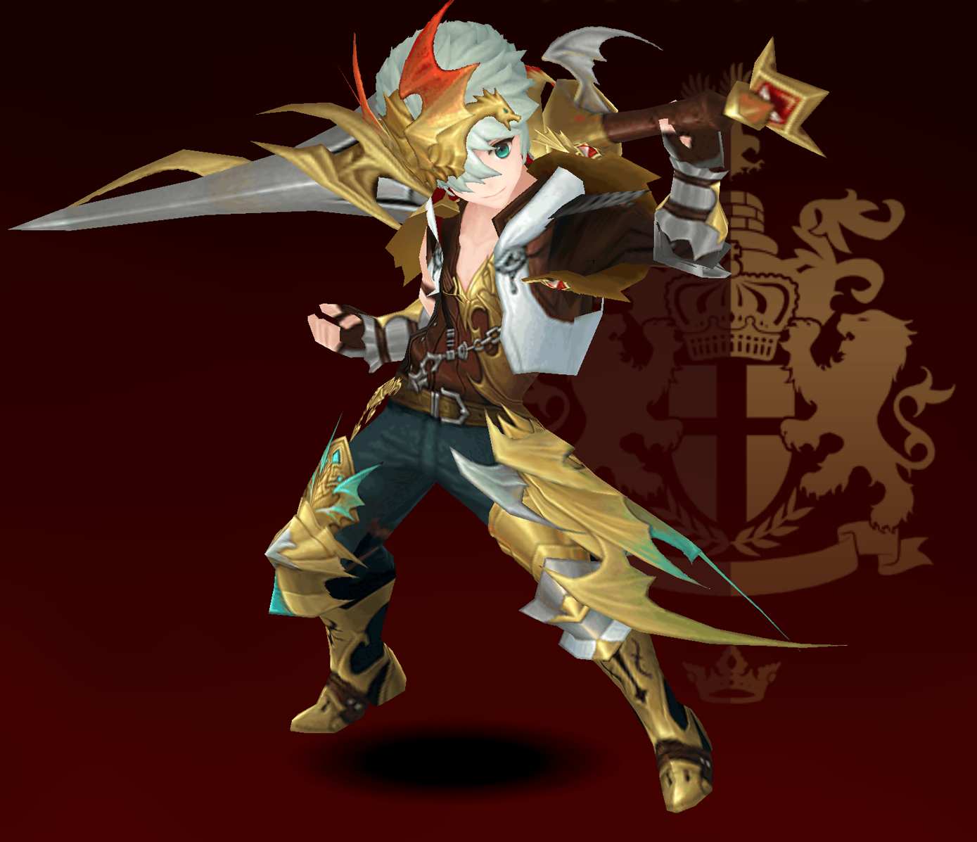 Guardian Dragon Jave | Seven Knights Wiki | FANDOM powered by Wikia