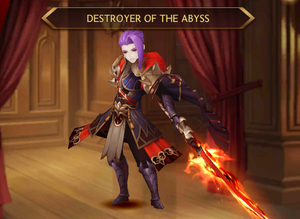 Teo - Destroyer of the Abyss