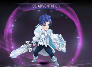 Evan - Ice Adventurer