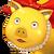 Gold Honey Piggling6 Icon