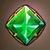Rare Green Jewel