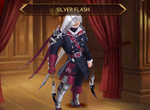 Kyle - Silver Flash