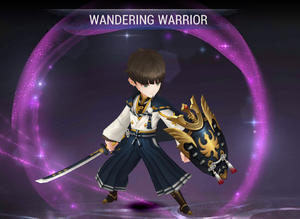 Evan - Wandering Warrior