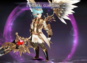 Kris - Ethereal Guardian