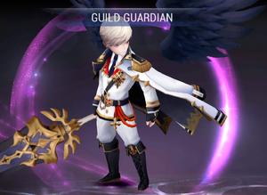 Kris - Guild Guardian