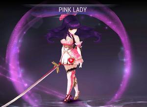 Shane - Pink Lady