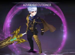 Kris - Azure Executioner