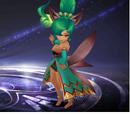 Three-Tailed Fox Yuri
