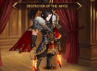 Kyle - Destroyer of the Abyss