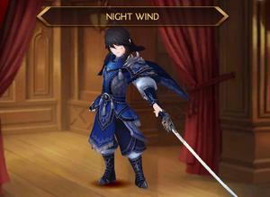 Teo - Night Wind