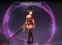 Shane - Crimson Feather